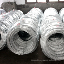 Metal Steel Zinc-5% Aluminium-Mischmetal Alambre de acero recubierto de aleación