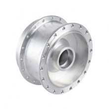 high demand industrial precision aluminum cnc machining parts Motorcycle wheel