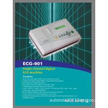 Single Channel Digital ECG Machine