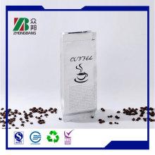 Kundenspezifische Aluminiumfolie Kaffee Verpackungsbeutel