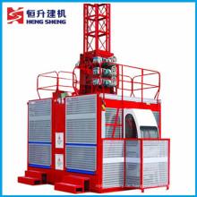 Ce genehmigte Bau Aufzug (SC-Serie) von Hstowercrane angeboten