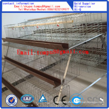 Egg Layer Chicken Cage