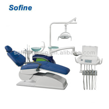 Intelligent Dental Chair Dental Unit Chair with CE ISO Dental Unit 2013