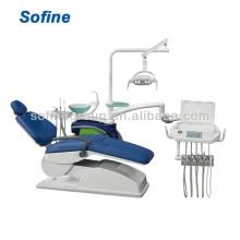 Умный стоматологический стул для стоматологической установки с CE ISO Dental Unit 2013