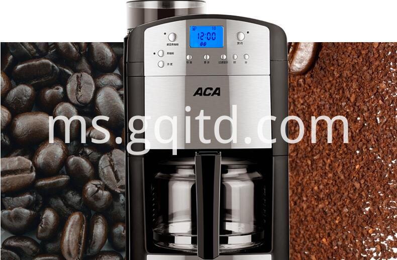 Coffee Machine for beans