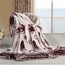 Invierno caliente súper suave cama manta