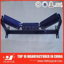 Granite Handling Trough Carrying Steel Conveyor Idler Roller