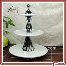 ceramic cake stands for wedding cakes