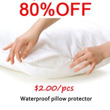 Protector de almohada impermeable