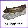 2015 Mode geschnitzte atmungsaktive Schuhe Slip auf Schuhe Frauen Sommerschuhe