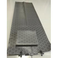 Tapis de yoga de vague de PVC