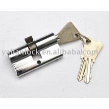 Cromo revestido porta cilindro padlock
