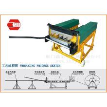 Kls25-220-530 Portable Standing Seam Roofing Panel Machine Metal Tile Machine