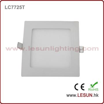 Energy Saving 12W Square Panel Lights/Flat Lighting LC7726t