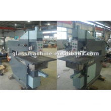 semi-automatic double heads glass drilling machineYZZT-Z-220 laser option