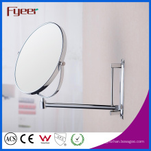 Fyeer Turnover Cosmetic Mirror Round Makeup Wall Mirror (M0158)