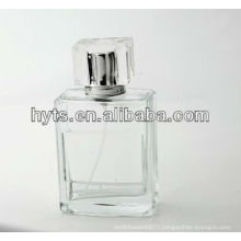 empty 100ml clear glass bottle for perfume