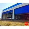 Mega Hangar Large PVC Anti-Wind Stacking Door