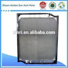 Алюминиевый радиатор Sinotruck WG9725530011