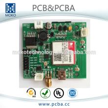 GSM GPS Circuit Board assembly with Module Sim808/Sim900a/Sim900