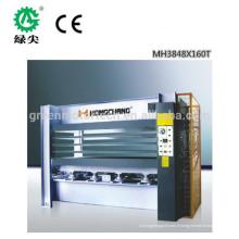 Machine de presse chaude hydraulique de ventes directes d'usine de Chine