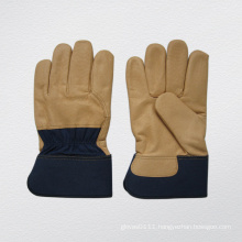 Pig Grain Palm and Back Winter Glove (3515)