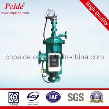 Automático Self Cleaning Irrigação Filtro de água de tratamento de água (ISO9001: 2008)