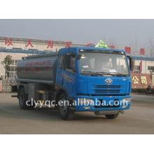 JAW chemical tanker truck para la venta