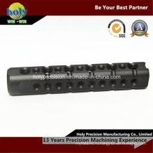 Вал CNC подвергая механической обработке алюминий CNC части для фотографического оборудования