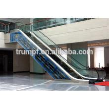 Эскалатор пассажирского общественного транспорта