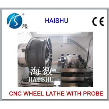 Wheel Rim Mending, Wheel Rim Repairing, Wheel Rim Ploishing Lathe