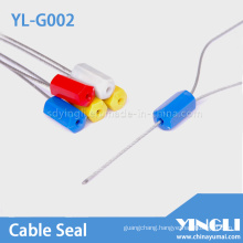 Container Cable Seal with Number and Logo (YL-G002)