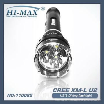 X-Beam CREE U2X3 LED Diving Flashlight