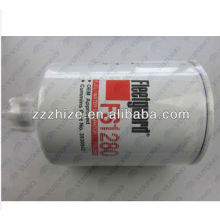 venda quente FS1280 filtro de óleo para KLQ6896 e ZK6898 / peças de ônibus