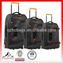 Conjunto de equipaje casual actualizado, maleta de viaje de la carretilla, juegos de equipaje rodante -HCTR0003
