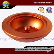 Customized Yoyo Ball CNC Machining Aluminum Anodized Part