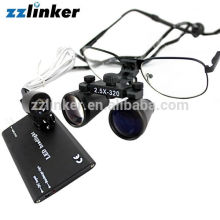 Dental Surgery Loupes with Light