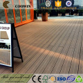 Outdoor wood plastic composite wpc decking europe