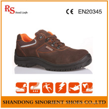 Deltaplus Suede Leather Engineering Working Safety Shoes Price