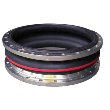 flange type rubber expansion joints 3 inch 10 inch float discharge hose