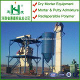 new full automatic dry mortar plant in Zhengzhou, dry mix mortar machine automatic production line