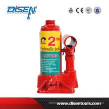CE 2 Ton Sicherheitsventil Hydraulische Flaschenheber