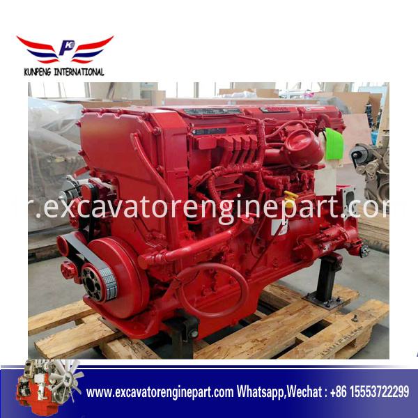 Qsx15 Isx15 Original CUMMINS Diesel Engines For Rotary Drilling