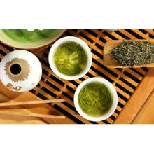 Verano de té verde