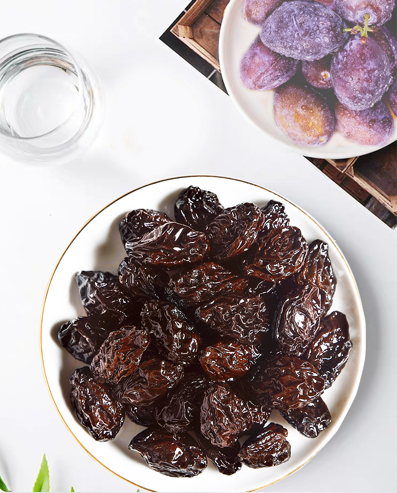 Sweet and Sour California Prune