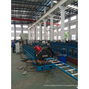 Marine Stahl Gerüst Bretter Bretter Rolling Roll Forming Produktionsmaschine