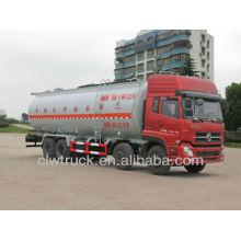 Dongfeng tianlong 40m3 usado camión cisterna de cemento a granel