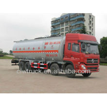 Dongfeng tianlong 40m3 used bulk cement tanker truck