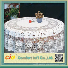 PVC Lace Table cloth by Piece
