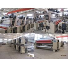 Métier à grande vitesse de jet d'eau de Jacquard de machines de textile pour le rideau